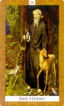 Golden_tarot_the_hermit