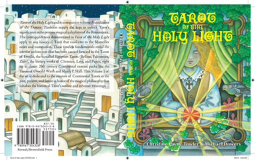 Tarot of Holy Light-COVER1