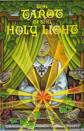 Order Tarot of the Holy Light here