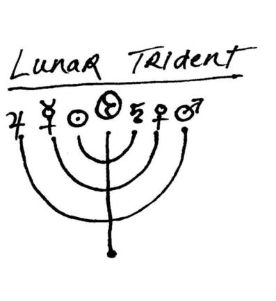 Lunar Trident