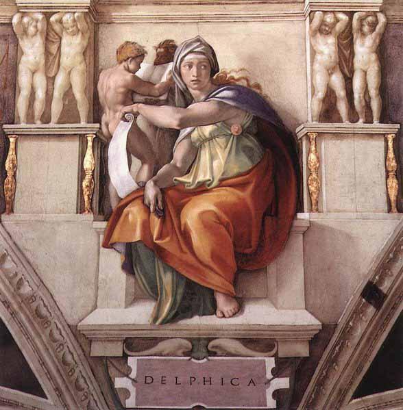 Delphi's Sibyl