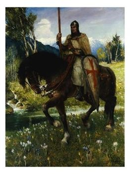 Parsifal's Grail Quest at All Posters.com