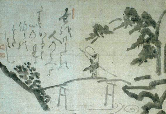 Hakuin_ekaku_1685_1768_the_bridge_a